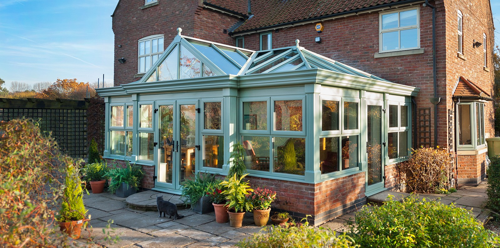 Dream Orangeries and Conservatories